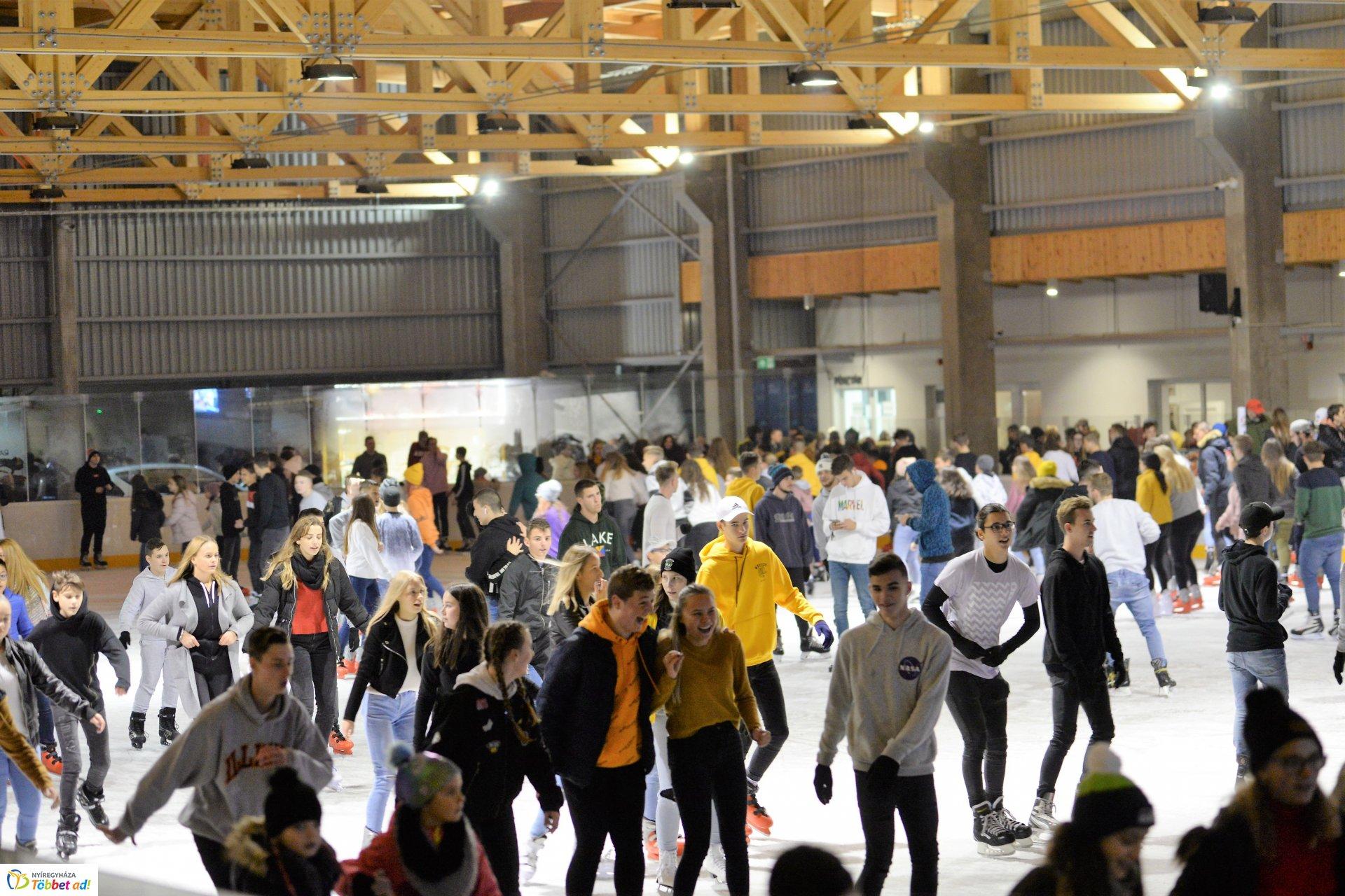 Szezonnyitó Iceparty 2019.november 2.