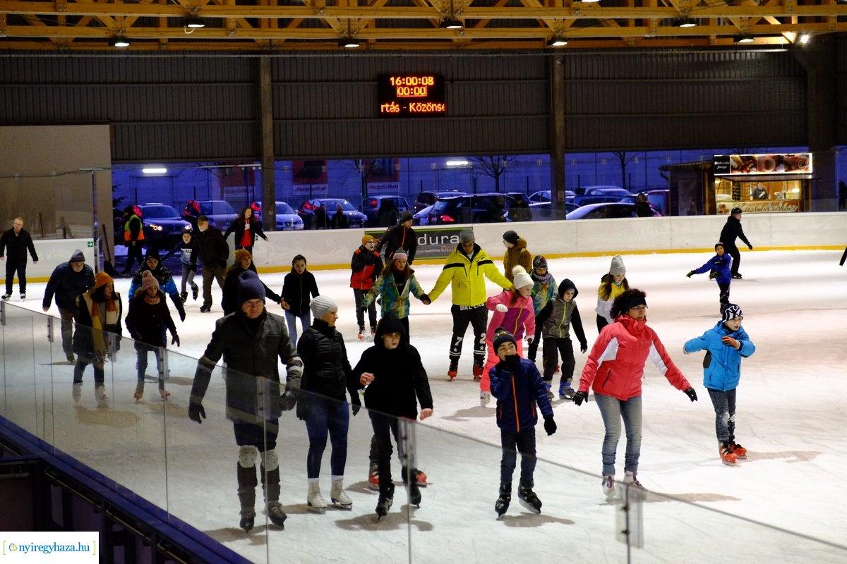 Téli szünet Fotó: Szarka Lajos, www.nyiregyhaza.hu