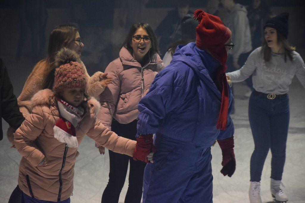 Retro Ice Party a Nyíregyházi Városi Jégpályán